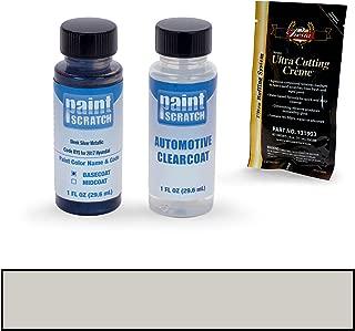 PAINTSCRATCH Sleek Silver Metallic RYS for 2017 Hyundai i10 - Touch Up Paint Bottle Kit - Original Factory OEM Automotive Paint - Color Match Guaranteed