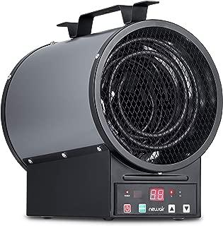 NewAir NGH500GA00 Garage Heater, Black