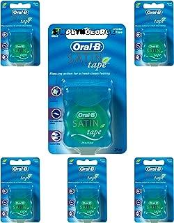 Oral-B Statin Tape Dental Floss 25m (6 Units)