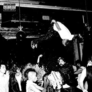 Sulili Playboi Carti-Die Lit 2018 Music Album Cover Poster Art Print Wall Posters Size 20x20 Inches