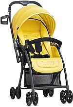 yellow stroller