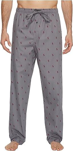 Polo Ralph Lauren - All Over Pony Sleep Pants