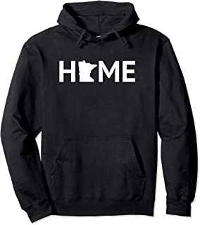 Home is MN Hooded Sweatshirt | Home State Pride Hoodie