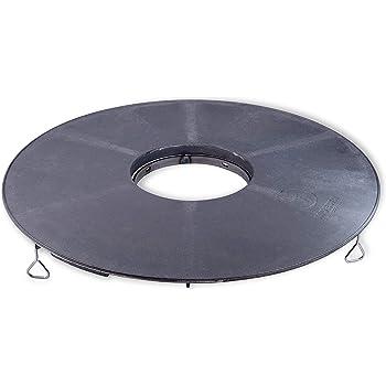 Moesta-BBQ 10658 - Piastra per barbecue con piastra in ghisa e piastra in ghisa per il barbecue sferico – Rendi il tuo barbecue a sfera