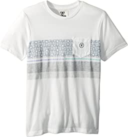 Surfrider Short Sleeve Pocket Tee (Big Kids)