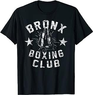 Bronx Boxing Club - vintage distressed Boxer T-Shirt