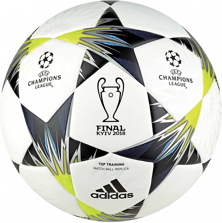 Adidas Performance Finale Kiew Top Training Ball, Weiß, Größe 5 B0721SFBB6  eine große Vielfalt
