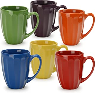 Best coffee mugs colorful Reviews