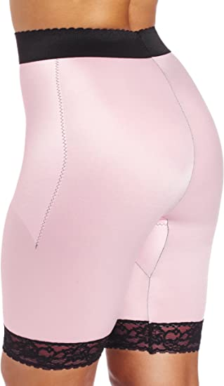 Details about  / Rago Shapewear Light Shaping High Waist Long Leg Beige Bike Short Size 50//10XL