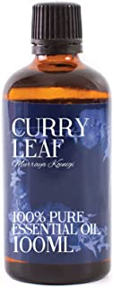 Mystic Moments | Curry Leaf Essential Oil - 100ml - 100% Pure