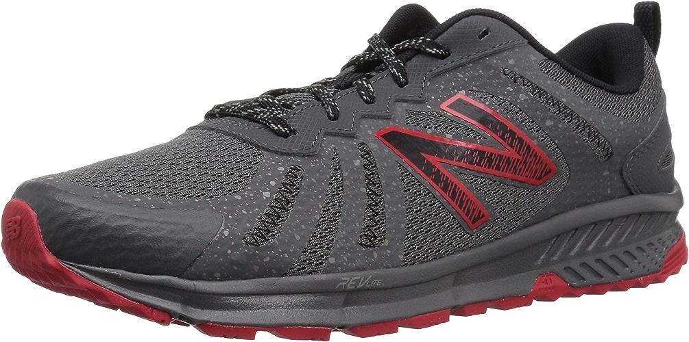 nouveau   Hommes's 590v4 FuelCore Trail FonctionneHommest chaussures, Marblehead, 7 D US
