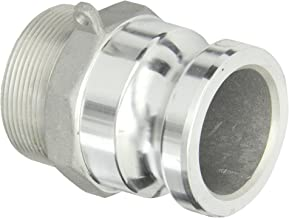 Dixon G200-F-AL Aluminum A380 Global Type F Cam and Groove Hose Fitting, 2