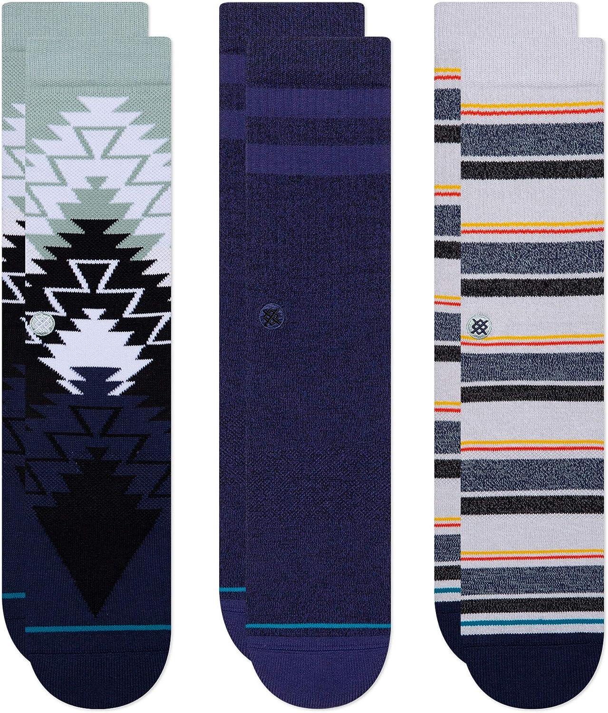 Stance Platte 3 Pack Crew Socks