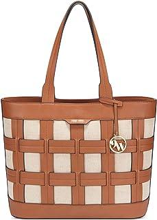 Nine West womens Shoulder Bag,CARAMEL,Large