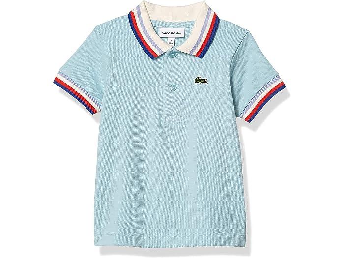 Lacoste Boy Semi Fancy Pique Polo