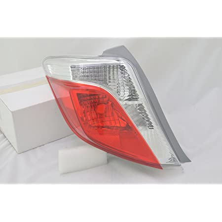 TYC 11-11981-00 Toyota Yaris Right Replacement Tail Lamp