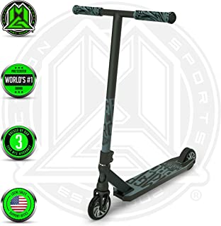 MADD GEAR MGP Kick Series – Suits Boys & Girls Ages 6+ - Max Rider Weight 220lbs – 3 Year Manufacturer's Warranty – World's #1 Pro Scooter Brand – Built to Last!Comes in Multiple Colors & Models