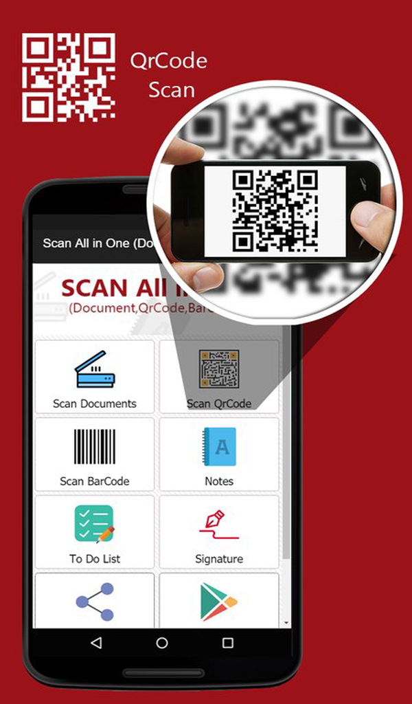 Scan All in One (Doc,Bar,Qr)