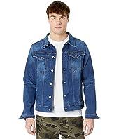 3301 Slim Jacket in Faded Stone
