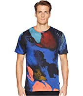 Paul Smith - Short Sleeve Fit Printed Tee