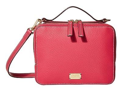 Frances Valentine Birdie Box Bag (Pink) Cross Body Handbags