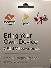 virgin mobile multi sim card