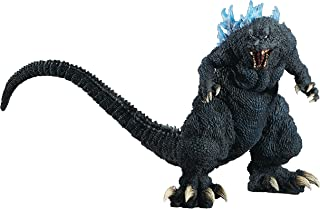 X-Plus Gigantic Series Godzilla 2001 Blue Dorsal Fin Version Action Figure