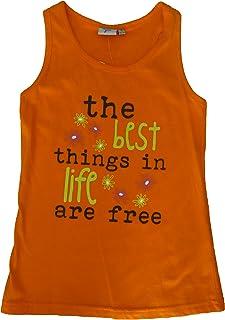 7f4877858 Amazon.es: losan - Camisetas de tirantes / Camisetas, tops y blusas ...