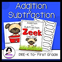 Addition and Subtraction (Pre-K to Kindergarten)