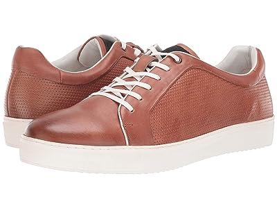 CARLOS by Carlos Santana Miles Tennis Sneaker (Cognac) Men