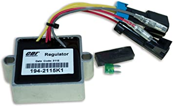CDI Electronics 194-2115K 1 Mercury/Mariner Voltage Regulator - 2/3/4/6 Cyl (1999-2007)