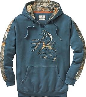 b254e823a56 Legendary Whitetails Men s Camo Outfitter Hoodie