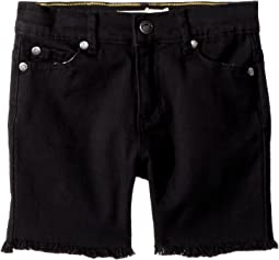 Cut Off Jean Punk Shorts (Toddler/Little Kids/Big Kids)