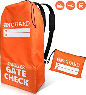 OnGuard - Double Stroller Bag with Storage Pouch  a1a0574af3f42