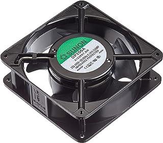 Sunon, Lüfter, Art. Nr.: DP200A2123XST, Außenmaße:120x120x38mm, AC, 230V, 2700U/min, max. Lautstärke: 44dB(A), Gleitlager