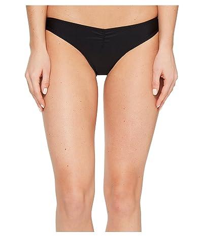 Volcom Simply Solid V Pants Bottom (Black) Women