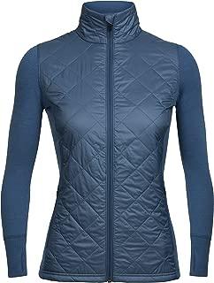 Icebreaker Merino Women's Ellipse Midweight Jacket,  Merino Wool