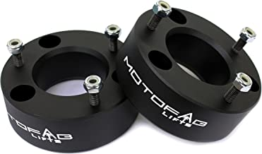 MotoFab Lifts TIT-3-3 inch Front Leveling Lift Kit that is compatible with Nissan Titan Armada