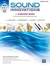Sound Innovations for Concert Band, Bk 1: A Revolutionary Method for Beginning Musicians (Trombone) (Book, CD & DVD)