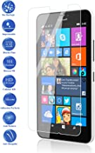 Todotumovil Protector de Pantalla Nokia Lumia 640 XL LTE de Cristal Templado Vidrio 9H para movil