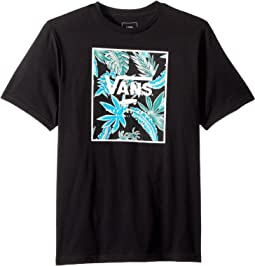 Vans Kids Print Box Tee (Big Kids)