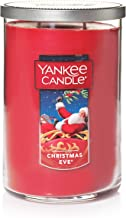 Yankee Candle Large 2-Wick Tumbler Candle, Cascading Snowberry Large 2-Wick Tumbler 1199610Z