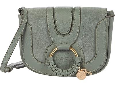 See by Chloe Hana Crossbody (Misty Forest) Handbags