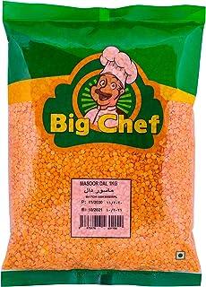 Big Chef Masoor Dal - 1kg