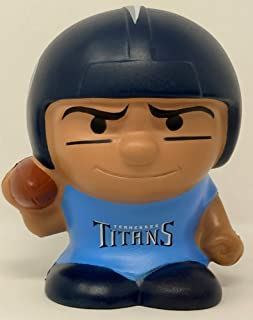 Party Animal Titans Quarterback QB Jumbo SqueezyMates NFL Figurine - 5 Inches Tall