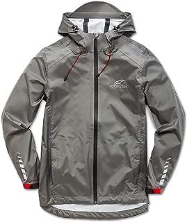 Men's Rain Jacket, 100% Waterproof, Technical Fit