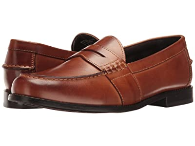 Nunn Bush Noah Beef Roll Penny Loafer (Cognac) Men