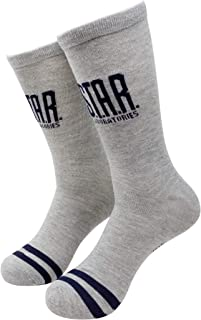 The Flash S.T.A.R. Labs - Calcetines para hombre