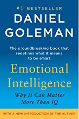 Emotional Intelligence: Why It Can Matter More Than IQ (English Edition) Format Kindle