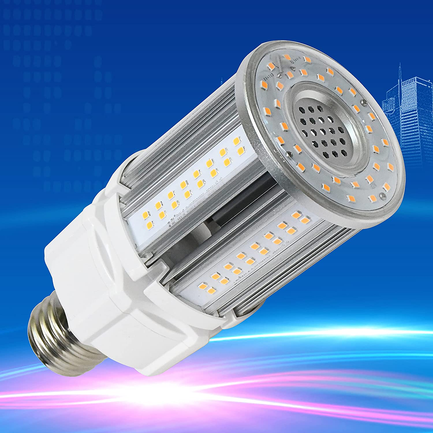 Challenge the lowest price of Japan ☆ Lawind IP64 Waterproof Popular brand in the world LED Corn Bulb f 5000K Light 36W